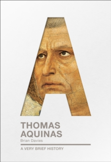 Thomas Aquinas : A very brief history, EPUB eBook