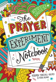 The Prayer Experiment Notebook, Paperback / softback Book