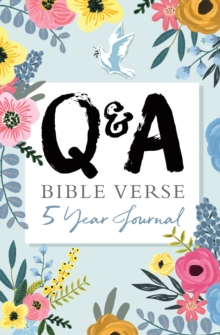 Q & A Bible Verse : 5-Year Journal, Hardback Book