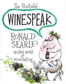 Illustrated Winespeak, Hardback Book