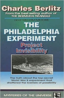 Philadelphia Experiment, Paperback Book