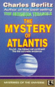 Mystery of Atlantis, Paperback Book