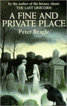 Fine and Private Place, Paperback Book