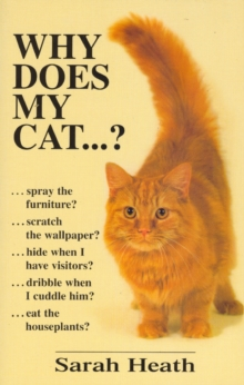 Why Does My Cat...?, Paperback Book