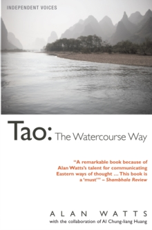 Tao : The Watercourse Way, Paperback Book