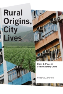 Rural Origins, City Lives : Class and Place in Contemporary China, Hardback Book