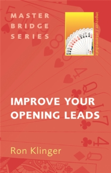 Improve Your Opening Leads, Paperback / softback Book