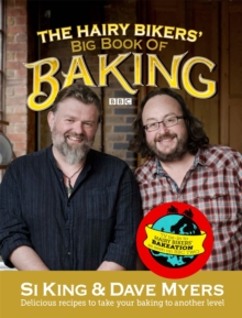 The Hairy Bikers' Big Book of Baking, Hardback Book