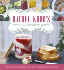 Rachel Khoo's Sweet and Savoury Pates, Hardback Book