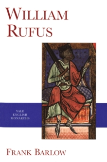 William Rufus, Paperback / softback Book