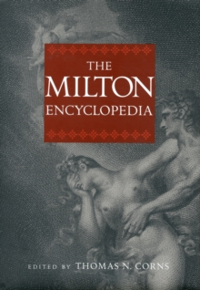 The Milton Encyclopedia, Hardback Book