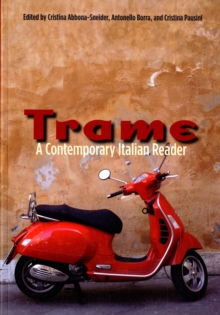 Trame : A Contemporary Italian Reader, Paperback / softback Book