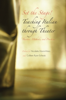 Set the Stage! : Teaching Italian through Theater, PDF eBook