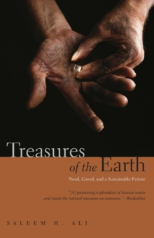 Treasures of the Earth : Need, Greed, and a Sustainable Future, Paperback / softback Book