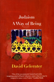 Judaism : A Way of Being, Paperback / softback Book