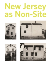 New Jersey as Non-Site, Hardback Book
