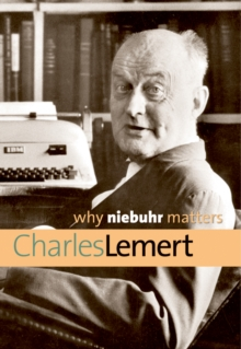 Why Niebuhr Matters, EPUB eBook