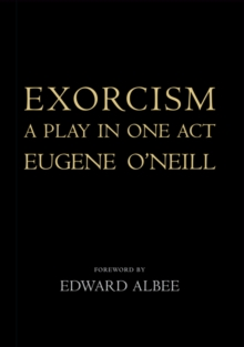 Exorcism : A Play in One Act, EPUB eBook