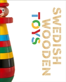 Swedish Wooden Toys, Paperback Book