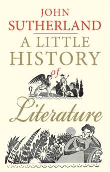 A Little History of Literature, Paperback Book