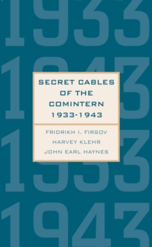 Secret Cables of the Comintern, 1933-1943, EPUB eBook