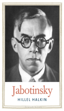 Jabotinsky : A Life, EPUB eBook