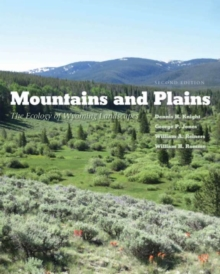 Mountains and Plains : The Ecology of Wyoming Landscapes, PDF eBook