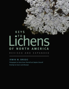 Keys to Lichens of North America : Revised and Expanded, PDF eBook