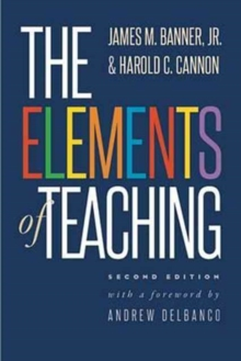 The Elements of Teaching : Second Edition, Paperback Book
