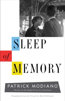 Sleep of Memory, EPUB eBook