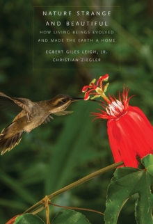 Nature Strange and Beautiful : How Living Beings Evolved and Made the Earth a Home, Hardback Book