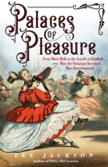 Palaces of Pleasure : From Music Halls to the Seaside to Football, How the Victorians Invented Mass Entertainment, EPUB eBook