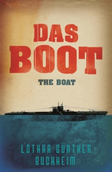 Das Boot, Paperback / softback Book