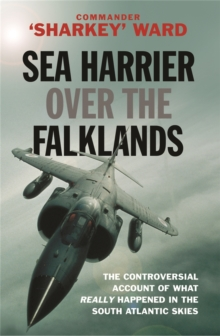 Sea Harrier Over The Falklands, Paperback Book