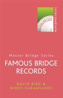 Famous Bridge Records, Paperback / softback Book