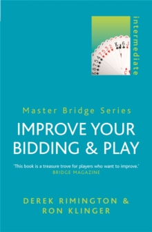 Improve Your Bidding and Play, Paperback / softback Book