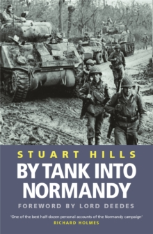 By Tank into Normandy, Paperback Book
