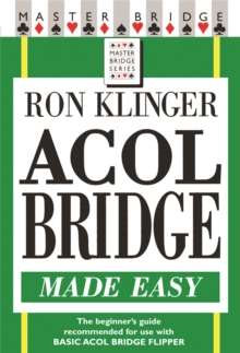 Acol Bridge Made Easy, Paperback / softback Book