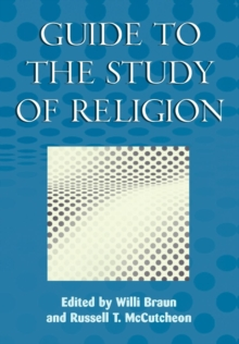 Guide to the Study of Religion, Paperback / softback Book