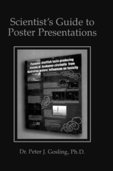Scientist's Guide to Poster Presentations, Hardback Book