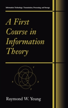 A First Course in Information Theory, Hardback Book