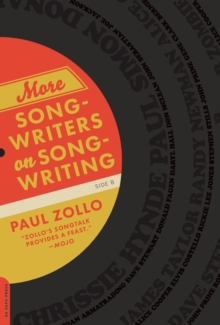More Songwriters on Songwriting, Paperback / softback Book