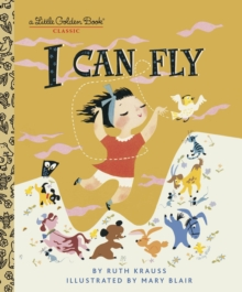 I Can Fly, Hardback Book