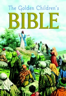 The Golden Children's Bible, Hardback Book