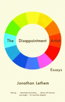 Disappointment Artist, EPUB eBook