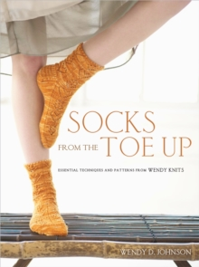 Socks From The Toe Up, Paperback Book