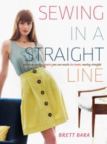 Sewing In A Straight Line, Paperback / softback Book