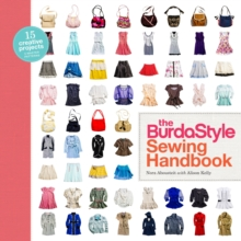 The Burdastyle Sewing Handbook, Hardback Book