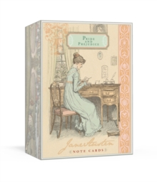 Jane Austen Note Cards - Pride And Prejudice, General merchandise Book