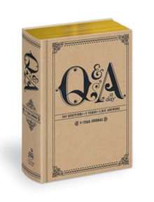 Q And A A Day, Hardback Book